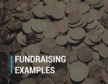 Get more fundraising examples to spark your inspiration.