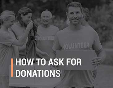 Learn how to ask for donations for your crowdfunding campaign.