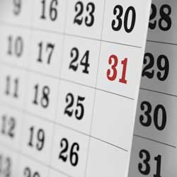 Creating and selling custom calendars is a great fundraising idea for churches.