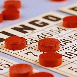 Host a bingo night to raise funds for your church!