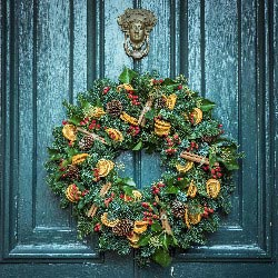 During the holidays you can a sell ornaments and wreaths as one of your fundraising ideas for churches and religious organizations.