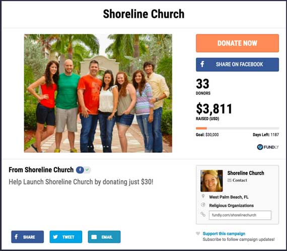 57 Awesome (And Rewarding) Fundraising Ideas for Churches