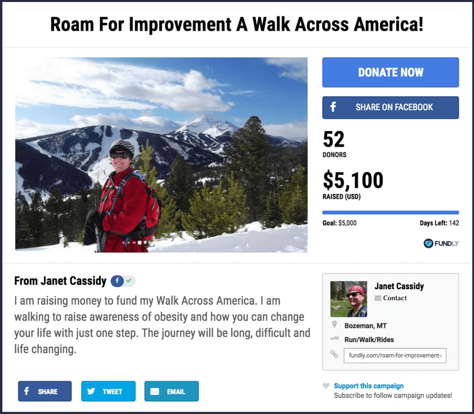 Fundraising ideas for runs, walks, and rides