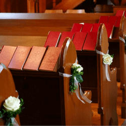 Host a hymn-a-thon to raise money for your church or religious organization