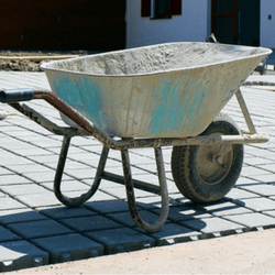 Host a wheelbarrow challenge to raise money for your church or religious organization.