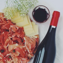 Host a wine and cheese party to as a way to raise funds for military and veterans.
