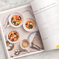 Create a cookbook to raise money!
