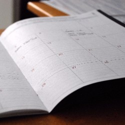 Create a calendar as a way to raise funds for your sports team.