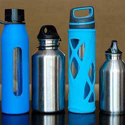 Encourage healthy lifestyles and raise money for your school by selling custom water bottles.