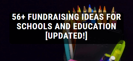 60 fundraising ideas for schools and education start raising money solutioingenieria Image collections