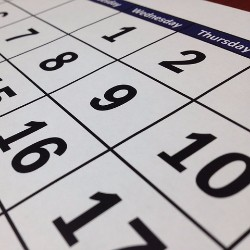 You can create and sell custom calendars to raise money.