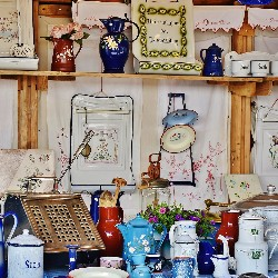A rummage sale is a simple way for individuals to raise funds.
