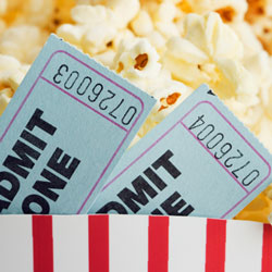 Host a movie night at your church to raise funds!