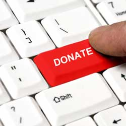 Setting up an online giving day is another great fundraising idea!