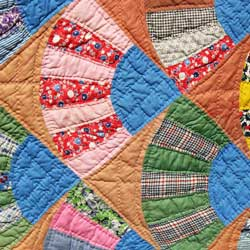 Creating a quilt is a great fundraising idea for your health causes!