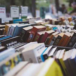 A great fundraising idea for kids and families, a used book sale will help you raise money.