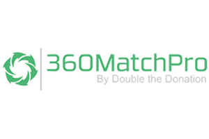 360 MatchPro matching gift software for nonprofits