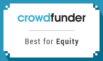 Crowdfunder is a great equity crowdfunding platform.