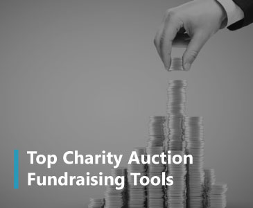 Take a look at the top charity auction fundraising tools.