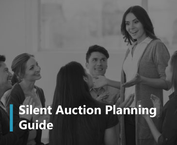 If you're thinking about hosting a silent auction, take a look at this planning guide.