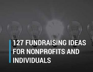 Take a look at these proven fundraising ideas to put your fundraising software to work.