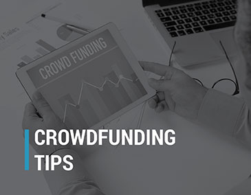 Use these tips when creating your campaign on crowdfunding websites.