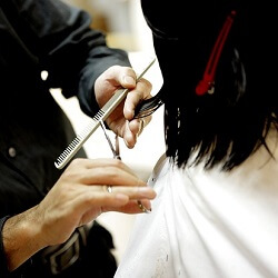 One of our most creative fundraising ideas is hosting a haircut party.