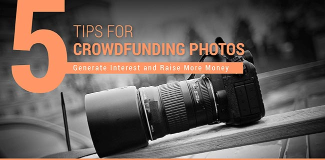 Tips for Stellar Crowdfunding Photos