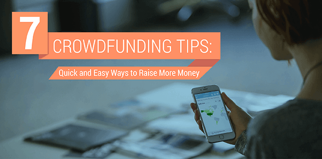 Learn 7 crowdfunding tips to raise money for your nonprofit.