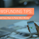 7 crowdfunding tips for nonprofits and individuals