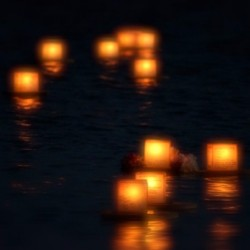 Host a lantern release to raise money for cancer awareness.