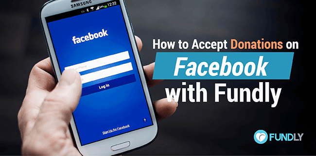 Accept Donations on Facebook with Fundly
