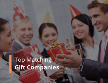 Discover the top 10 companies with stellar matching gift programs.