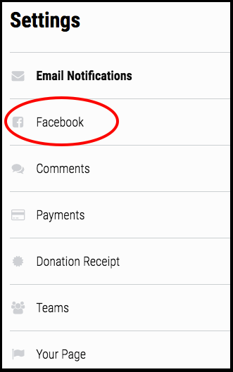 How to accept donations on Facebook with Fundly