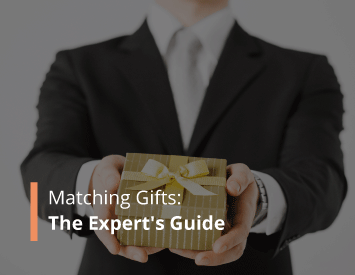 Study up on matching gifts with 360MatchPro's master guide.