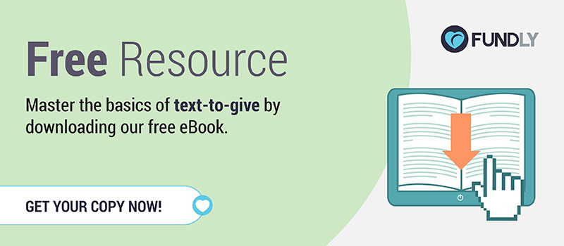 Master the basics of text-to-give by downloading our free eBook.