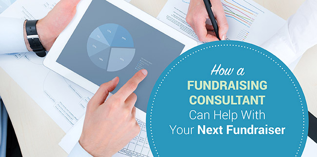 Learn about the many ways a fundraising consultant can help you with your nonprofit's next fundraiser.