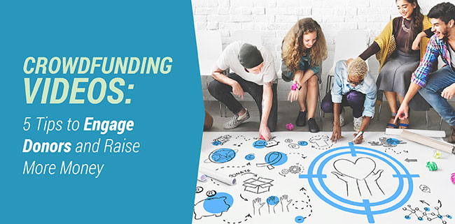 Learn how crowdfunding videos can engage your donors and help you raise more money.