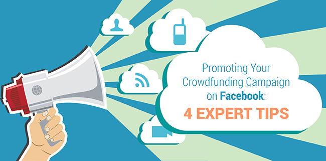 Learn how to you can promote your crowdfunding campaign on Facebook.