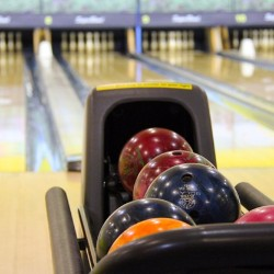 Host a bowling fundraiser as one of your fundraising ideas for breast cancer.