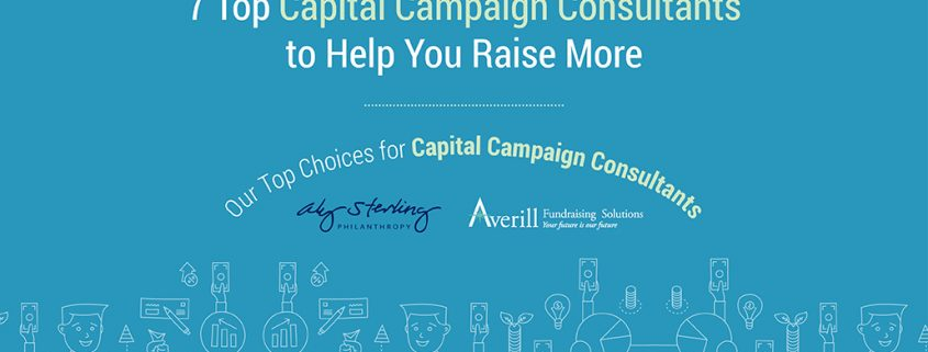 Find the perfect capital campaign consultant for your next campaign!