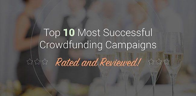 Learn about the most successful crowdfunding campaigns.