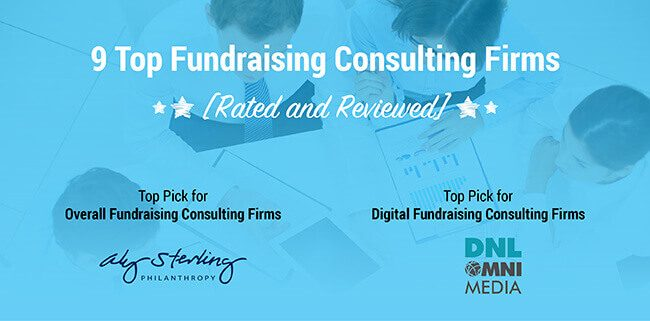 9 Top Fundraising Consulting Firms for Nonprofits