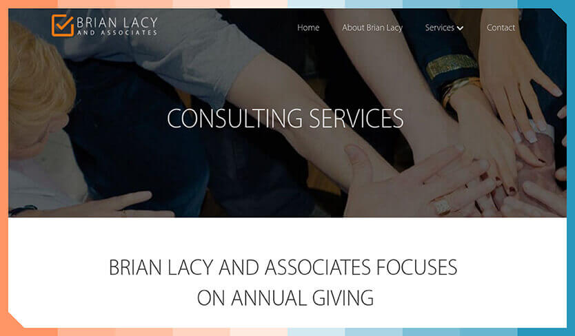 Learn more about Brian Lacy and Associates and their services on the website.