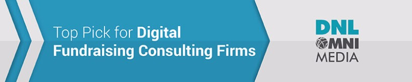 DNL OmniMedia is the top fundraising consulting firm for digital services.