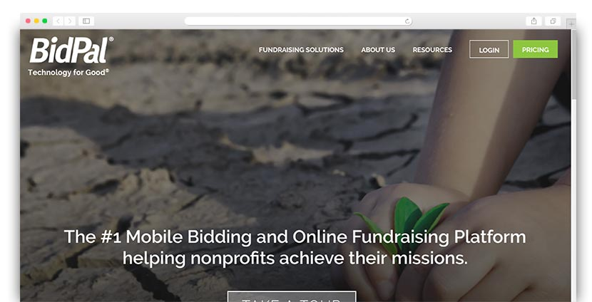 Take a look at how BidPal's charity auction software can help your nonprofit.