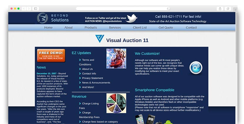 Check out Visual Auction's charity auction software.