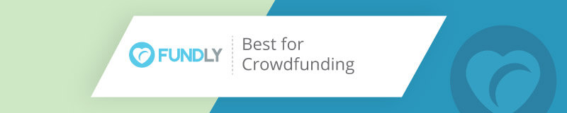 Fundly is the best nonprofit software for crowdfunding.