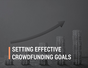 Learn how to set effective crowdfunding goals with this additional resource.