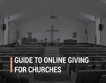 This is the Guide to Online Giving for Churches additional resource.
